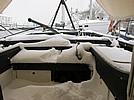 snowed in at Heybridge Basin