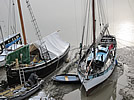 in the mudberth at Wivenhoe for the winter 2010/2011