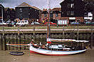 summer 2004 at the quay of Rye